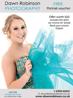 Prom Portrait Offer