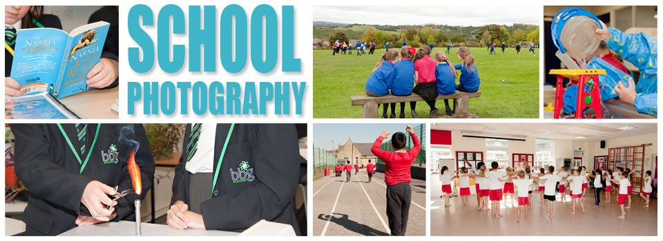 Display Photography for Schools